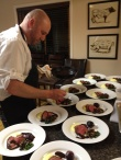 Top Chef Dinner with Hosea Rosenberg