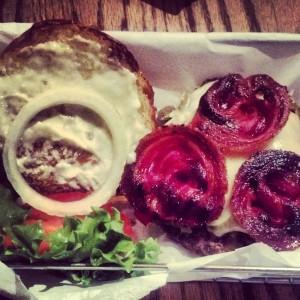 The Scarpone Burger